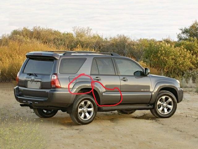 WTB: 4th gen fender & rear door flares/cladding (2006-2009)-4runnerflares-jpg